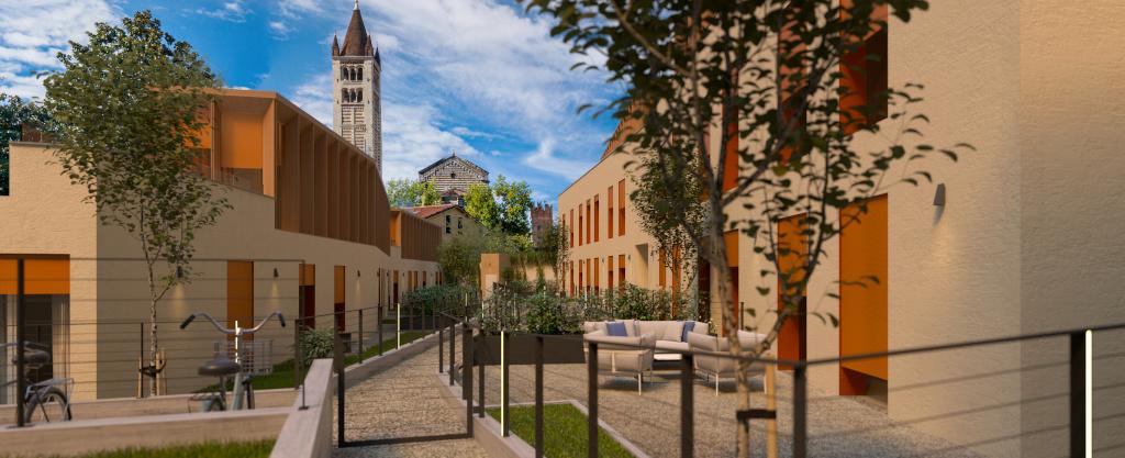 Abbazia - Vivi nel cuore di San Zeno